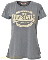 Lonsdale Damen T-Shirt Largie
