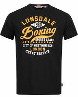 Lonsdale regulär Fit T-Shirt Halesworth