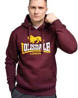 Lonsdale hooded sweatshirt Thurning