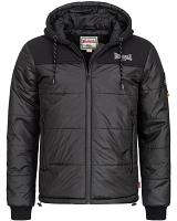 Lonsdale mens hooded jacket Botallack