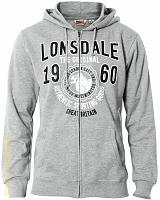 Lonsdale hooded sweatjacket Milton