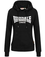 Lonsdale ladies hooded sweatshirt Flookburgh