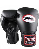 Twins Special BG-N leather boxing gloves