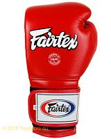 Fairtex Heavy Hitter''s Boxing Gloves - Mexican Style (BGV9)