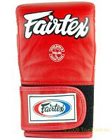 Fairtex TGT7 leather bag mitts Cross Trainer