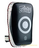 Fairtex Muay Thai Kick Pad - Curved Shape KPLC1 Kompakt