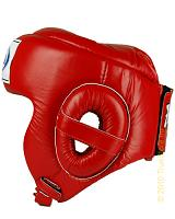 Fairtex Muay Thai Style Competition Headguard HG6