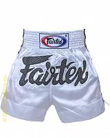 Fairtex Thai Short White Lace