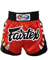 Fairtex Thai Short Yodsanklai Bite