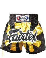 Fairtex Muay Thai short Buuble Bee