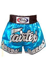 Fairtex Muay Thai short Thai Flame