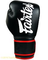 Fairtex Boxing gloves Pro Velcro BGV14