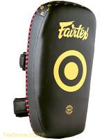 Fairtex Muay Thai Kick Pad - Compact, KPLC6 Curved Shape