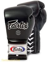 Fairtex BGL7 Mexican Laced up boxing gloves