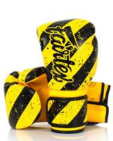 Fairtex Boxing gloves Grunge Art BGV14Y