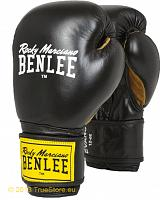 BenLee leather boxing gloves Evans