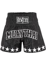 BenLee kick and muay thai shorts Black Star