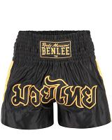 BenLee kick and muay thai shorts Goldy