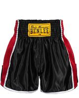 BenLee satin thaiboxing shorts Brockway