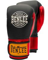 BenLee leather boxing gloves Metalshire