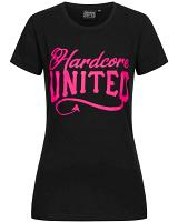 Hardcore United Ladies t-shirt Lady Tone