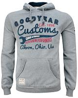 Goodyear vintage hooded sweatshirt Oregon