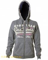 Goodyear Ladies Kapuzensweatjacke Emporia