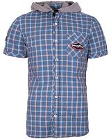 Goodyear slim fit short sleeve shirt Tuscon