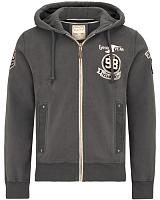 Goodyear hooded sweatjacket Hunstville