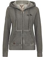 Goodyear Ladies hooded fleece jacket Portage