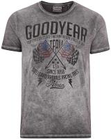 Goodyear Comfort Fit T-Shirt Fernald