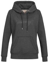 Goodyear ladies hooded fleece top Fox Meadow