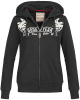 Goodyear Ladies Kapuzensweatjacke Ava