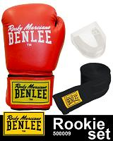 BenLee boxing set Rookie