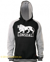 Lonsdale hooded sweatshirt Stockfort