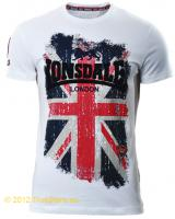 Lonsdale Slimfit T-Shirt Jacob
