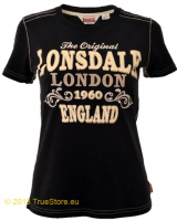 Lonsdale Ladies T-Shirt Betsy