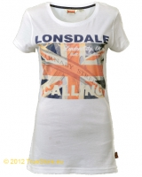 Lonsdale Damen T-Shirt Addie