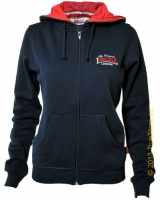 Lonsdale ladies hooded zipper Mona
