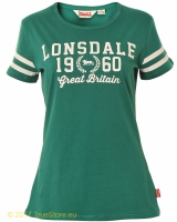 Lonsdale ladies T-Shirt Wakefield