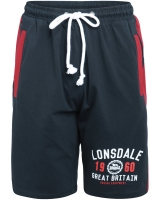 Lonsdale jersey shorts Ferrers