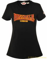 Lonsdale dames t-shirt Helmsley