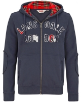 Lonsdale hooded sweatjacket Eastry