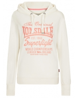 Lonsdale ladies hooded fleece top Warminster