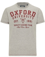 Lonsdale - Oxford slimfit T-Shirt Cowley
