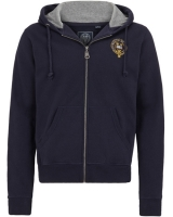 University of Oxford hooded zipsweat Appleton