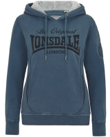 Lonsdale ladies hooded fleece top Shawbury