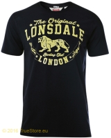 Lonsdale Stretch T-Shirt Coaley