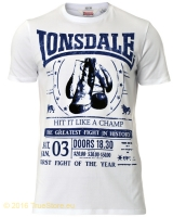 Lonsdale Stretch T-Shirt Matson