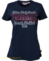 Lonsdale Damen Stretch T-Shirt Cholsey